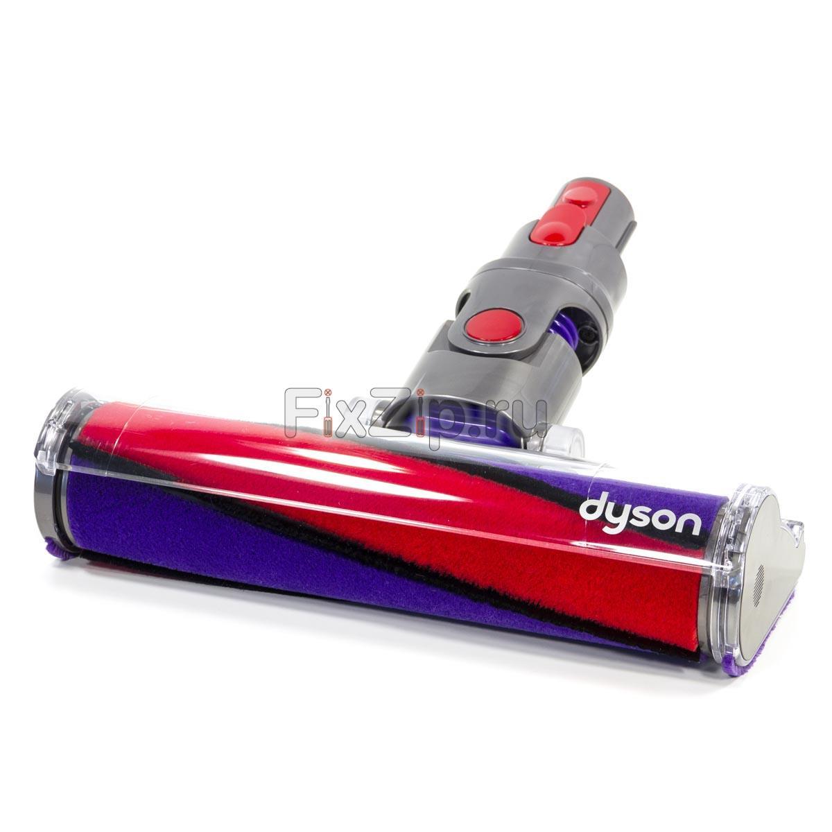Dyson насадка с мягким валиком dyson пылесос беспроводной купить
